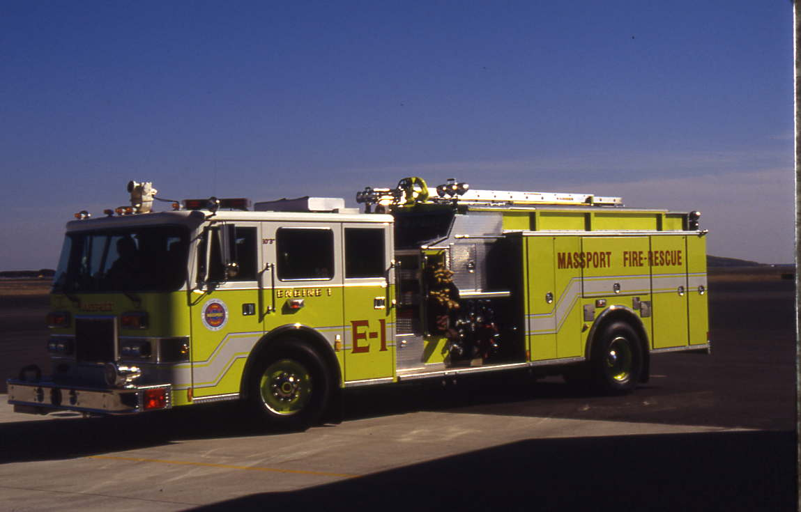 Arff Apparatus Diagram Of Pierce Fire Engine 1 1995