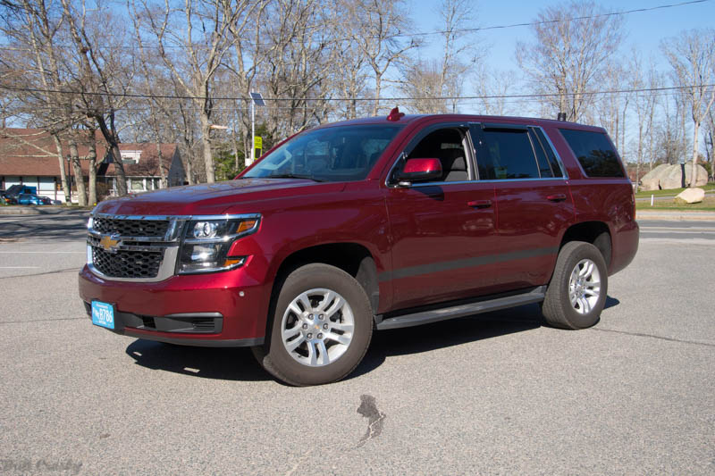 New Chevy Suv >> MARION C-1