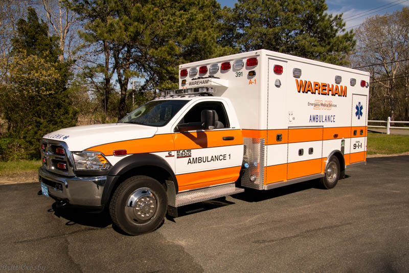 Ford Super Duty Pictures - WAREHAM EMS R-741