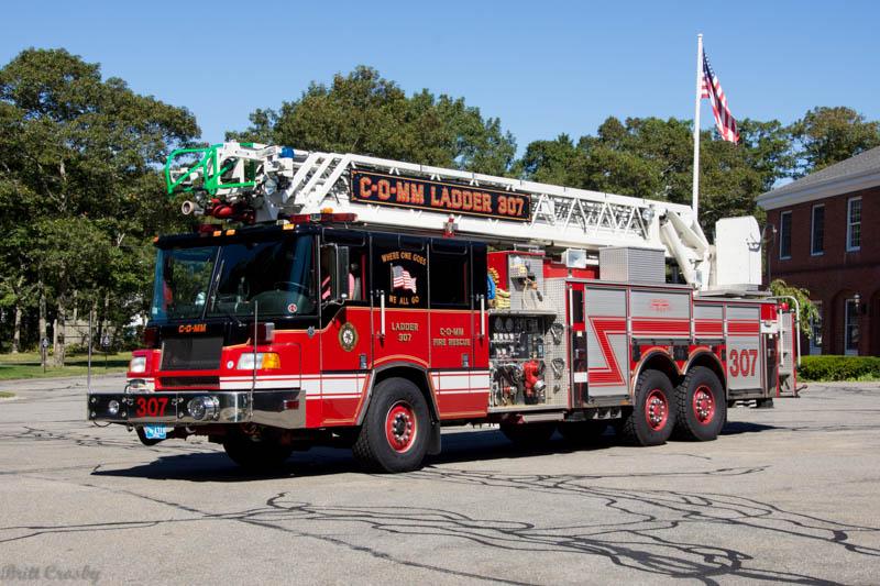 Comm Ladder 307