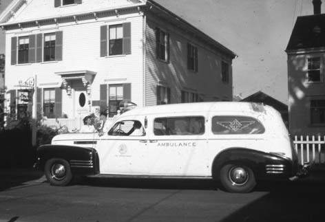 History Provincetown Fire Dept