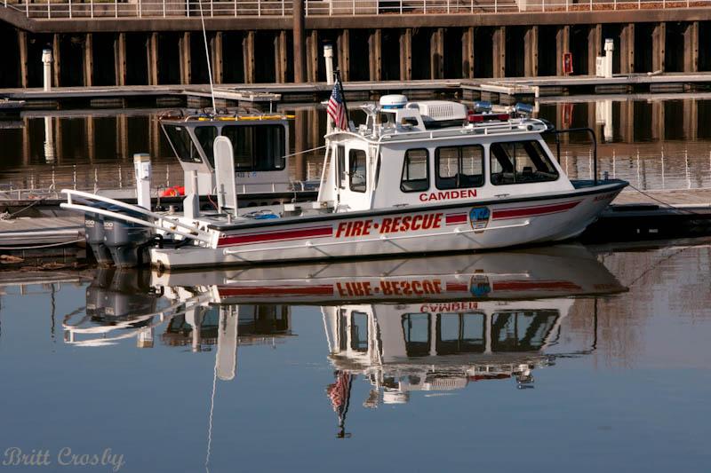 Camden Fire Boats