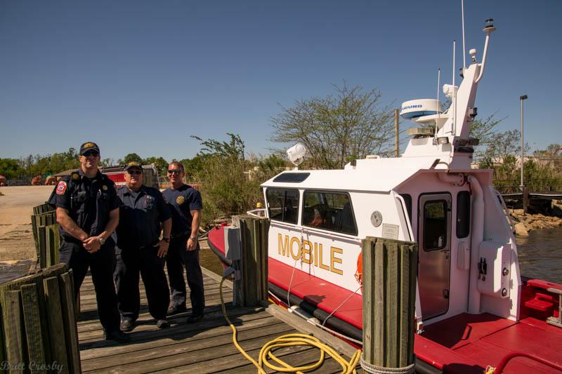Mobile Boat