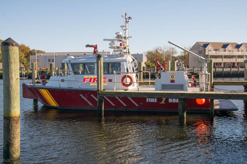 Maryland Fire Boats