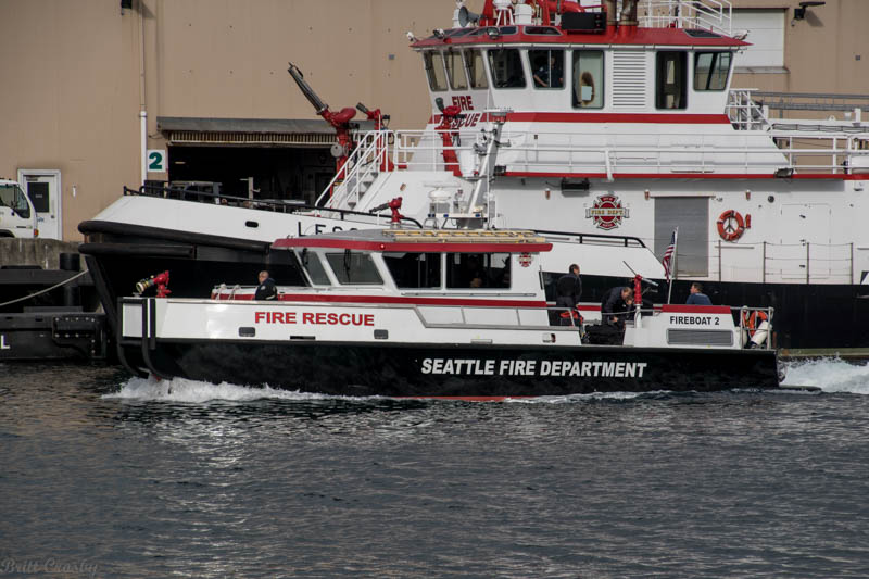 2016 Tacoma Diesel >> Seattle Fire Boats