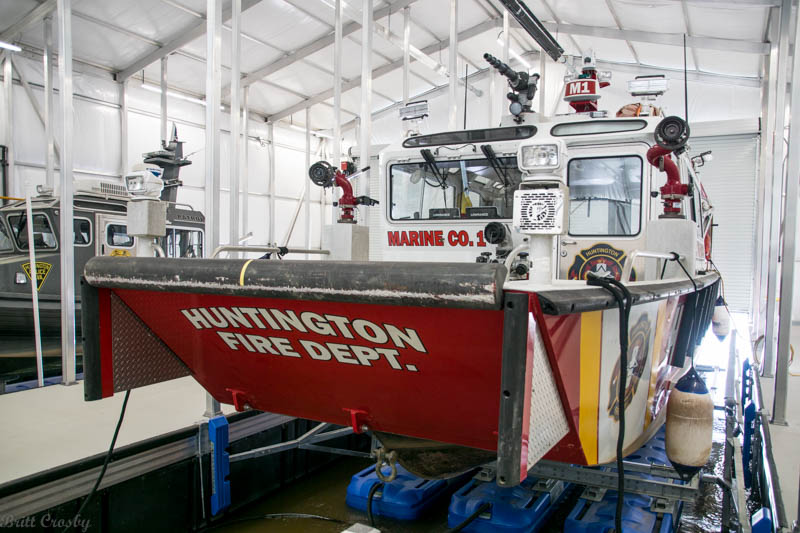 Fireboat Huntington Wv