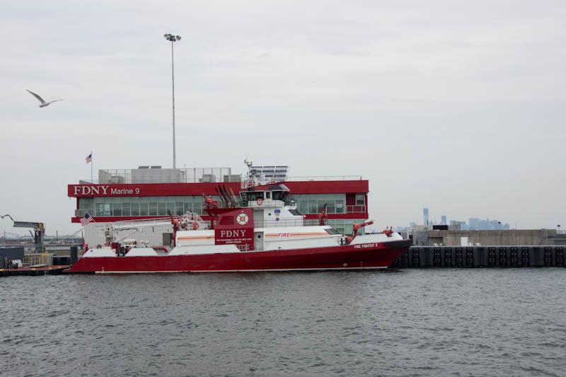 marine ship new york
