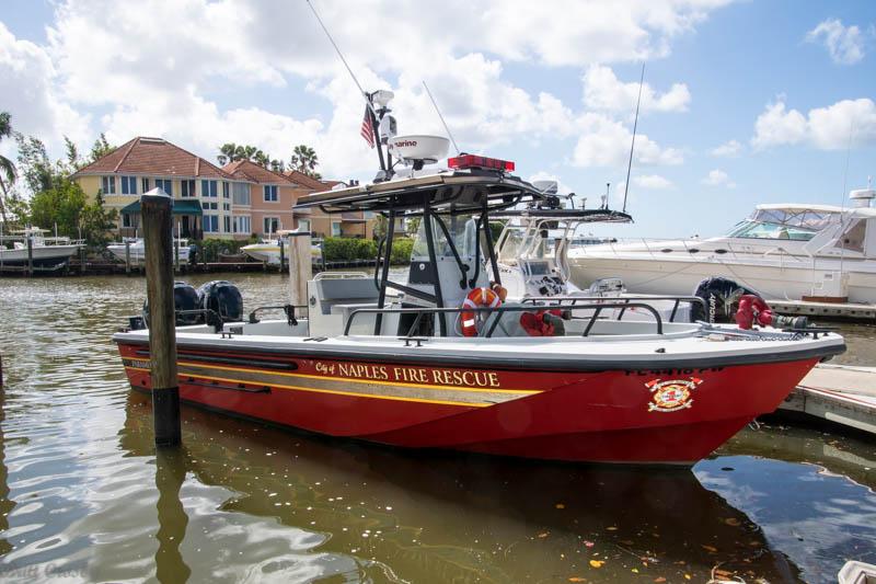Florida Fire Boats