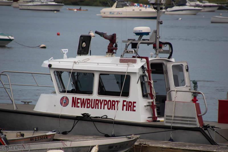 Newburyport Ma Fireboat