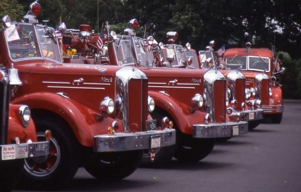 Mack Fire Apparatus 06