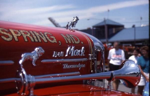 Mack Trucks Logo Mack Fire Apparatus 08