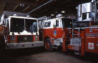 Mack Fire Apparatus 14