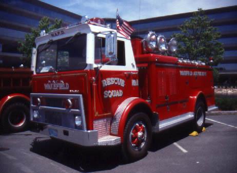 Mack Trucks Logo Mack Fire Apparatus 1