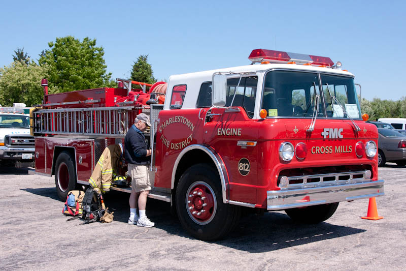 Rhode Island Antique Fire Apparatus 2011
