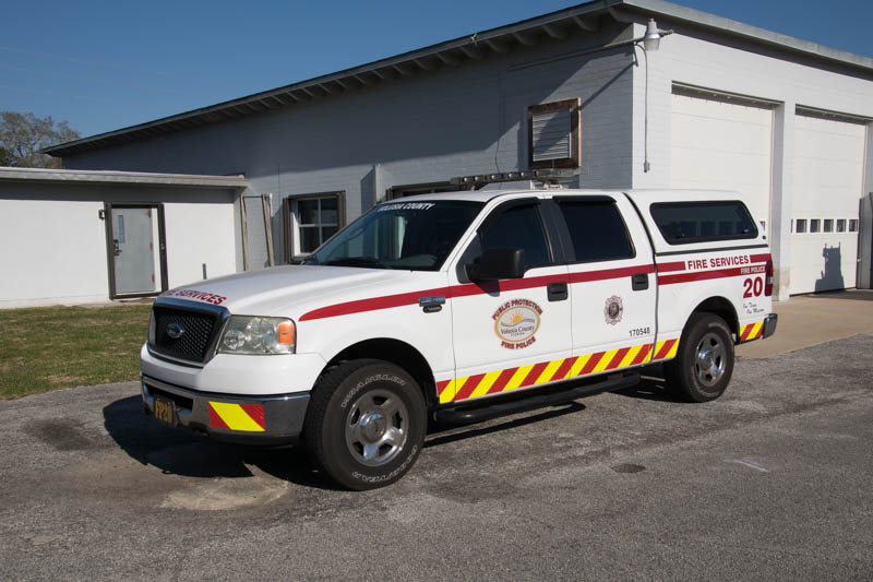 volusia couny fl fire stations apparatus