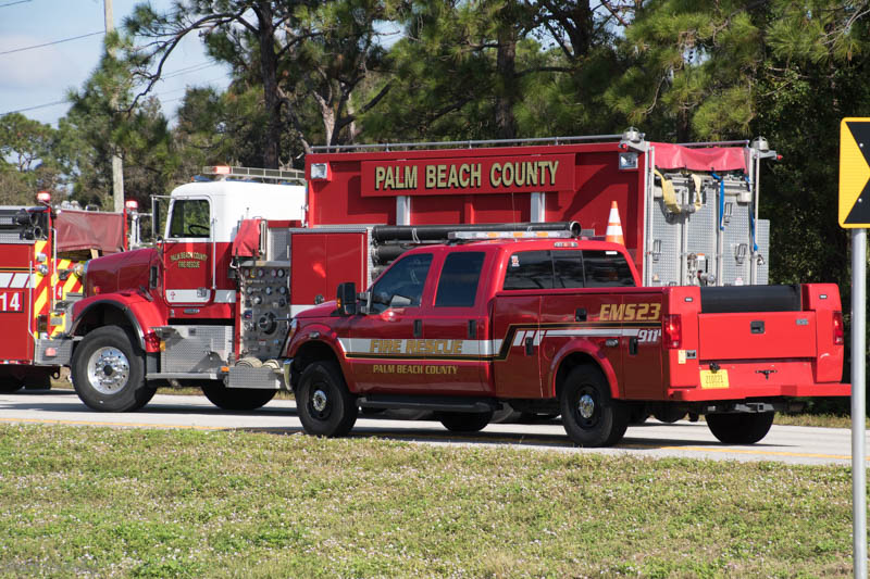Palm Beach County Fire Stations