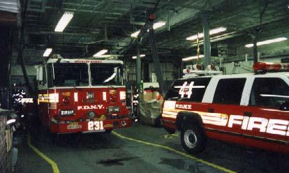 Seagrave Fire Apparatus >> FDNY Watkins Street Units
