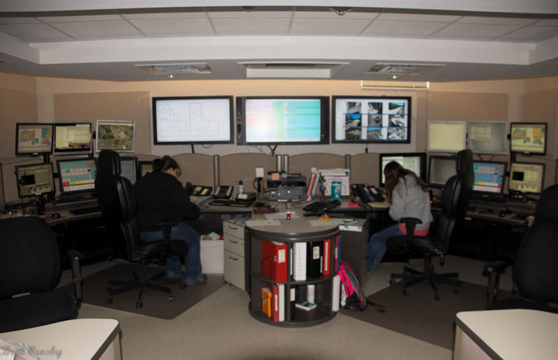 Dispatch Centers