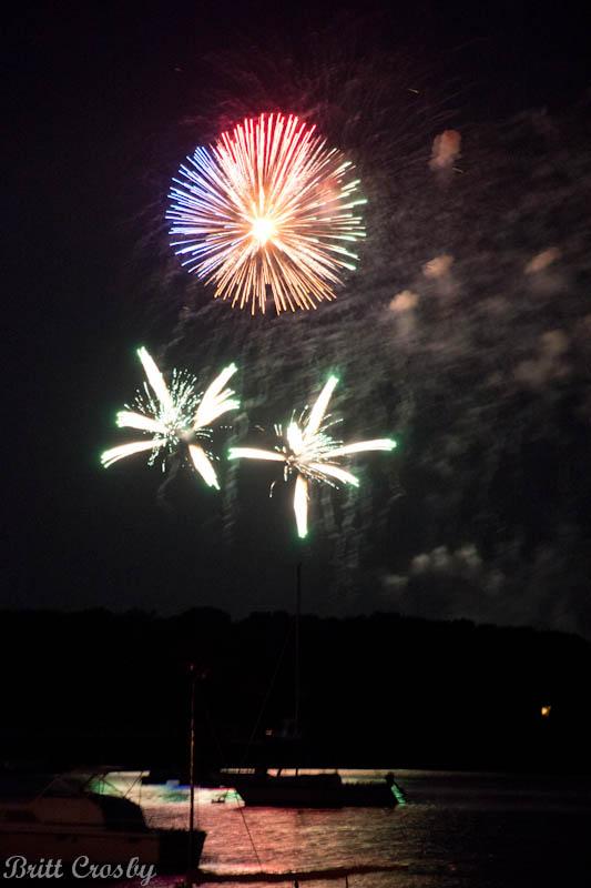 July 4 2012 Cape Cod