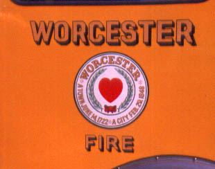"Slide ""Worcester Fire Dept"""